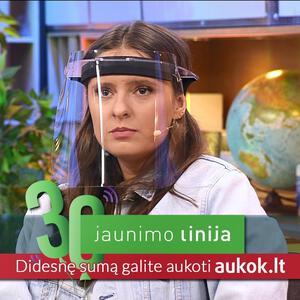 """""""Jaunimo linijos"""" trisdešimtmečiui - LNK televizijos laida"""